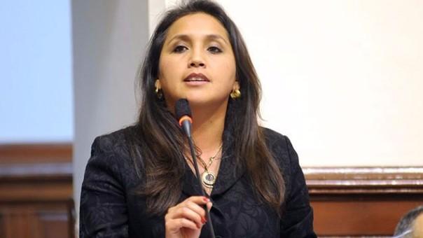 Ana María Solórzano quedó sin posibilidad de reelegirse