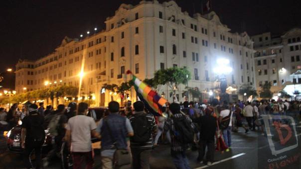La manifestación política se llevará a cabo este viernes  11de marzo
