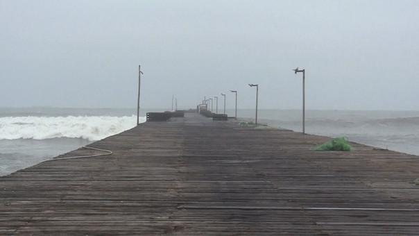 Puertos y caletas fueron cerrados