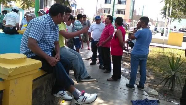 Trujillo: trabajadores azucareros acatan paro por bajas utilidades