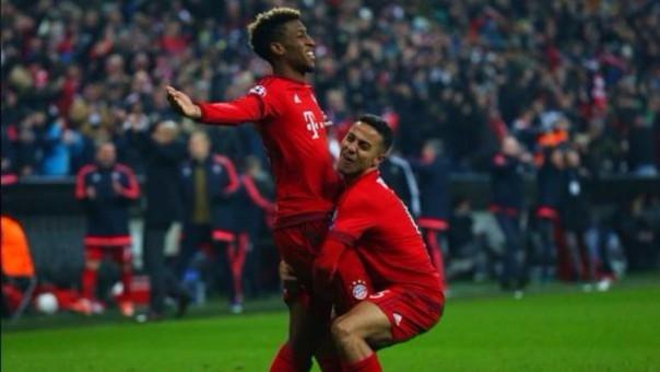 La increíble hazañan de Kingsley Coman en la Champions League