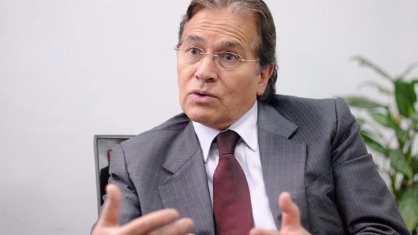 Vladimiro Huaroc fue excluido.