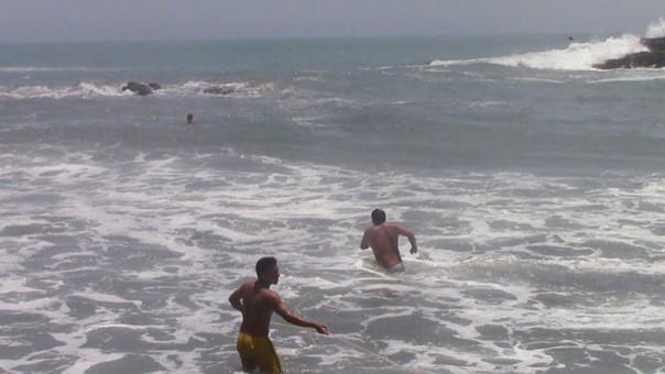 Ahogado en Huacho