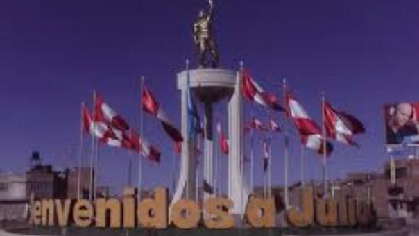Distritos de Juliaca y Caracoto afrontan controversia limítrofe.