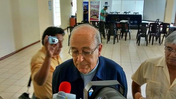Obispo de Chimbote, Ángel Francisco Simón Piorno