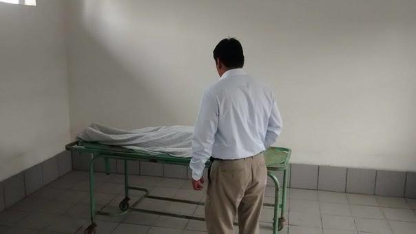 El cuerpo de un hombre es encontrado en estado de descomposición