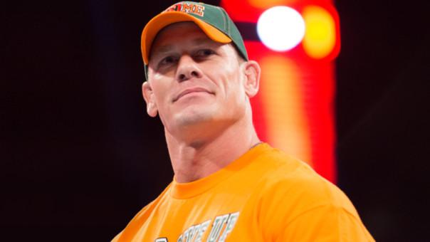 John Cena en la WWE