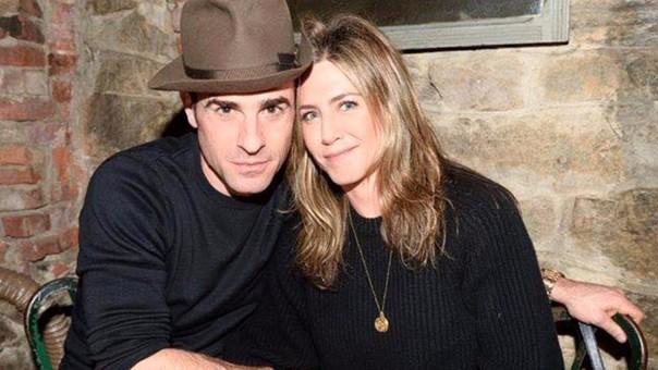Crecen rumores de divorcio entre Jennifer Aniston y Justin Theroux