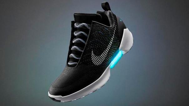 Nike lanza zapatillas que se amarran solas, como las de Marty McFly