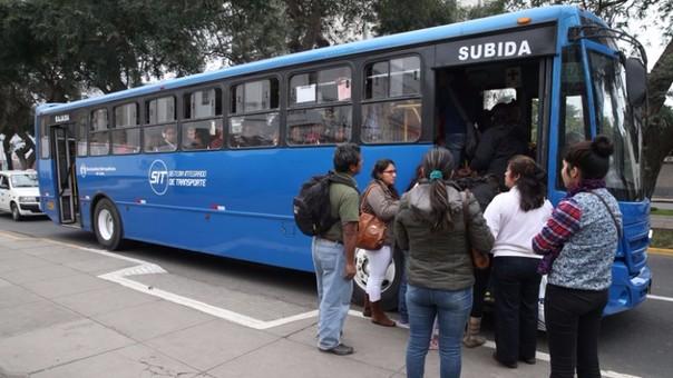 Se seguirá implementando el ordenamiento del transporte público