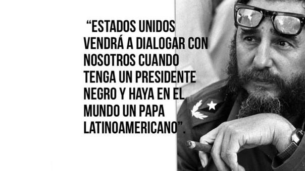 Conoce La Historia Sobre La Profética Frase De Fidel