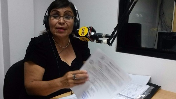 Profesora Liliana Dávalos