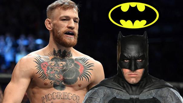 Conor McGregor trasciende la barrera de la UFC