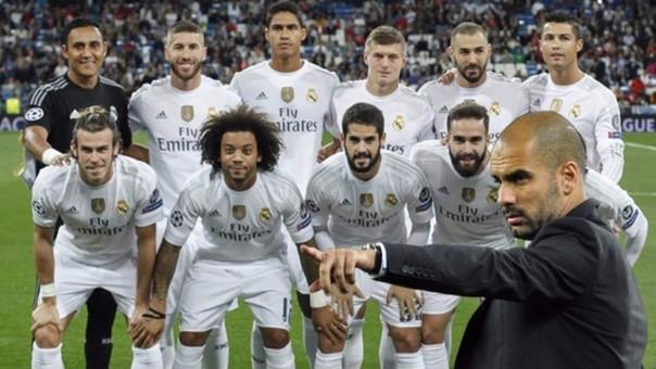 Josep Guardiola quiere a uno de estos 11 del Real Madrid