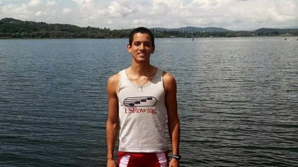Renzo León - Juegos Olímpicos