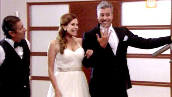 Isabella y Sergio