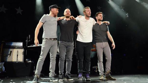 Coldplay llega por primera vez a Lima