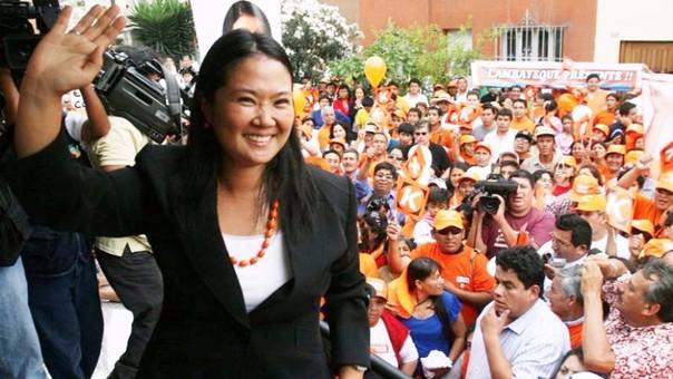 JEE Lima Centro 1 rechazó pedido de exclusión de Keiko Fujimori
