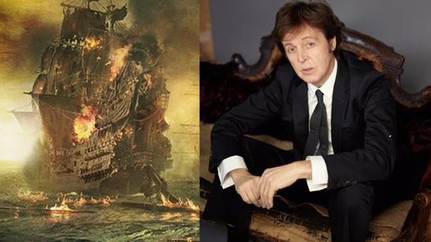 Piratas del Caribe: Paul McCartney confirma para quinta película