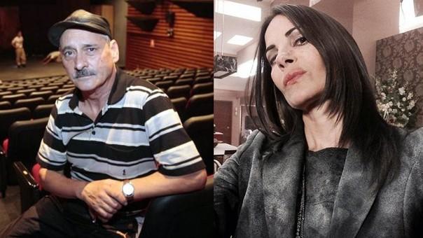 Gustavo Bueno y Karina Calmet