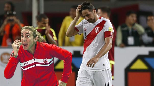 Natalia Málaga también habló de la Selección