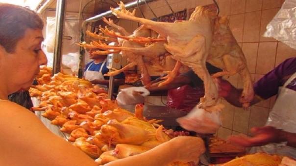 Precio del pollo subió de manera repentina.