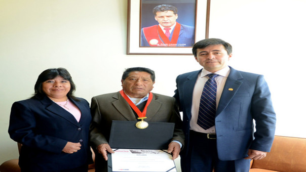 Gran Maestro de la Artesania Peruana 2016
