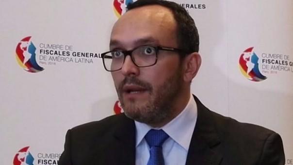 Procurador regional de Brasil, Vladimir Barros, dijo que su país tiene mucho interés en compartir información por el caso Lava Jato