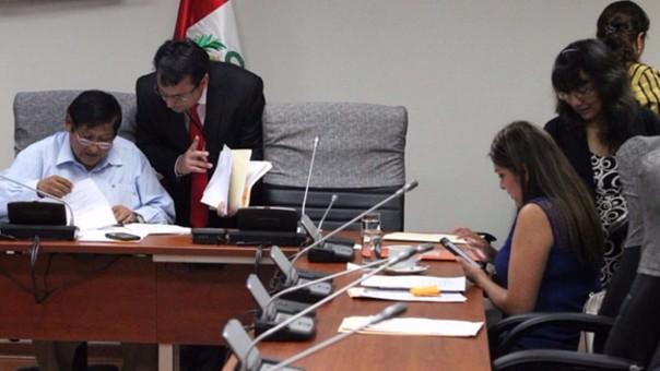 Comisión Lava Jato deja al voto citación de expresidentes