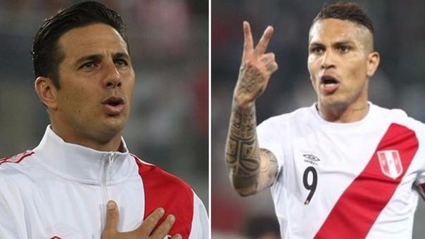 Claudio Pizarro y Paolo Guerrero volverán a jugar juntos.