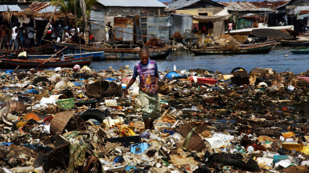 Países más pobres del mundo
