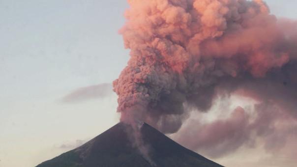 Volcán Momotombo