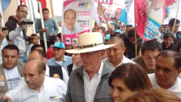 PPK en Cajamarca