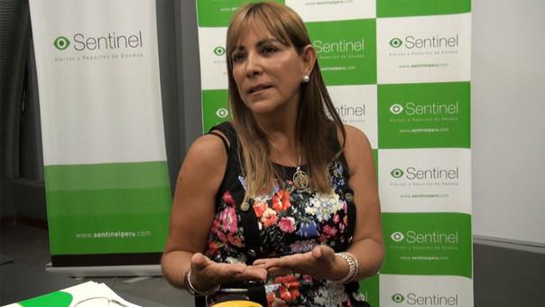 Yanina Cáceres, directora de negocios de Sentinel.