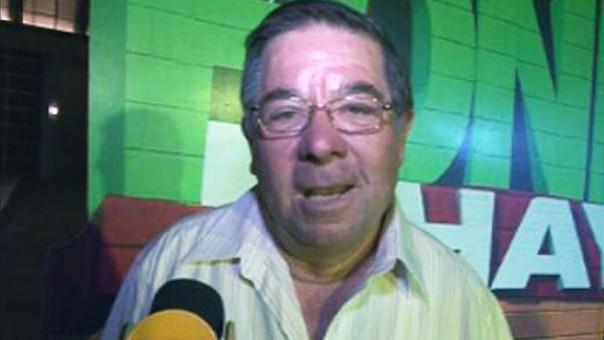 Efraín Aguilar sostiene ser una persona demócrata