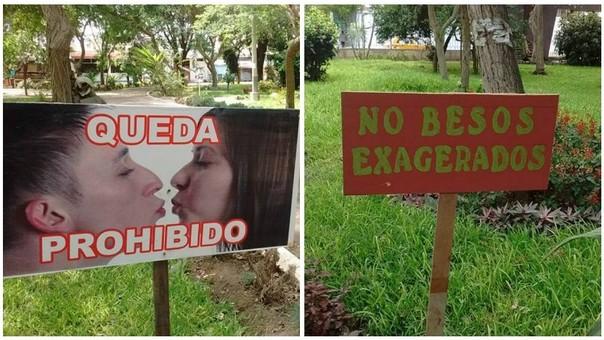 ALTA GRACIA CON LA FE Y LA VERDAD: Prohíben besarse en el ...