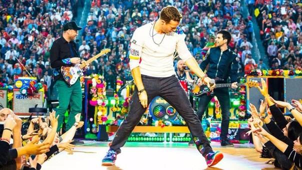 Coldplay: Hoy inician conciertos en Latinoamérica