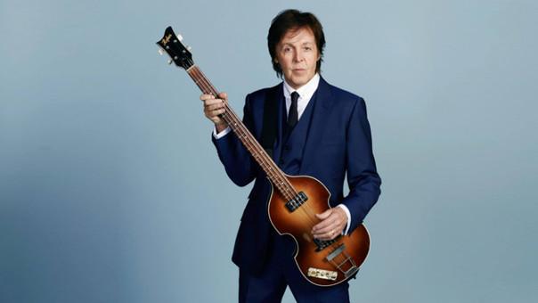 Paul McCartney lanzará un recopilatorio