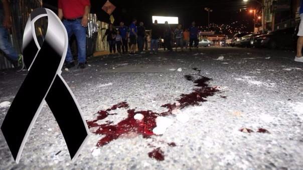 Un muerto en el Clásico de Honduras.