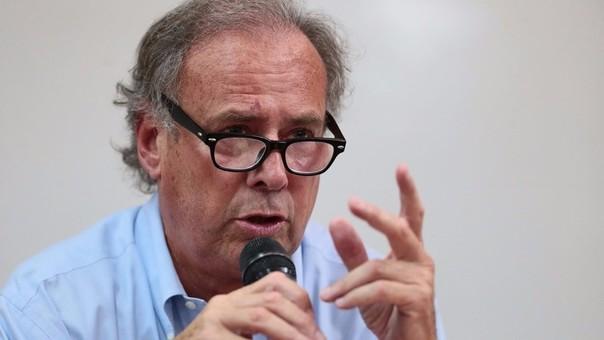 Alfredo Barnechea pidió disculpas por errores que cometió durante su campaña.