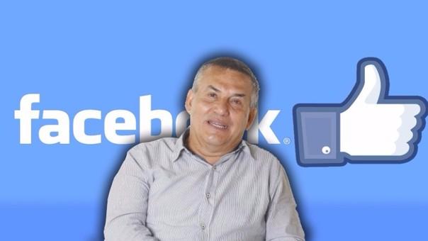 Daniel Urresti Facebook