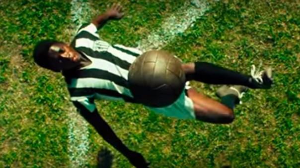 Pelé: mira el primer tráiler de la película biográfica