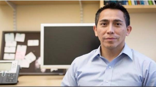 Fernando Camargo, científico peruano