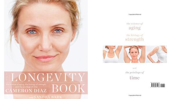 The Longevity Book de Cameron Diaz y Sandra Barak