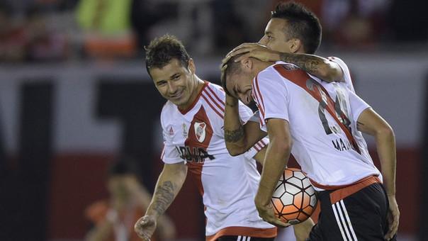 River Plate le metió 6 al 'Tigre'
