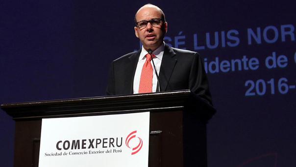José Luis Noriega Cooper asume la presidencia de ComexPerú.