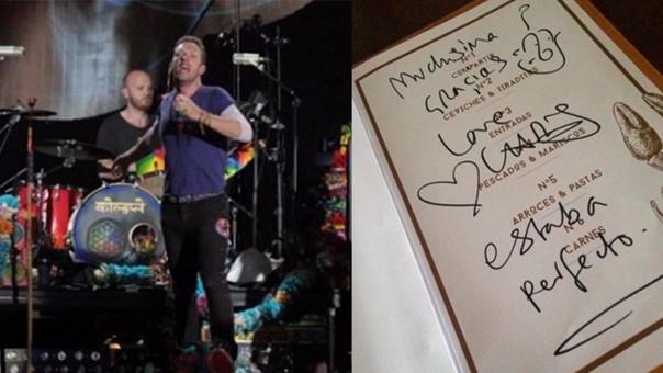 Coldplay: así fue el afterparty exclusivo de la banda en Lima