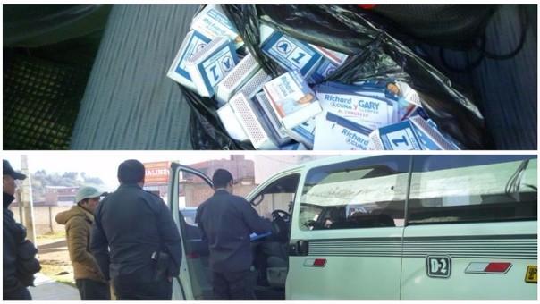 Detectan propaganda electoral en Huamachuco