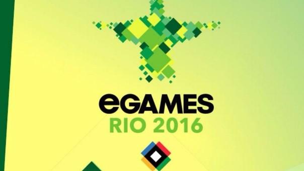 Los eGames se disputarán en agosto.