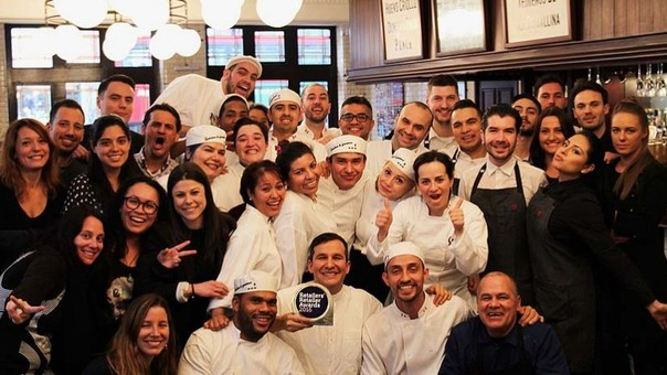 Restaurante peruano catalogado como uno de los mejores del Reino Unido